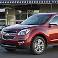 2012 Chevy Equinox LTZ