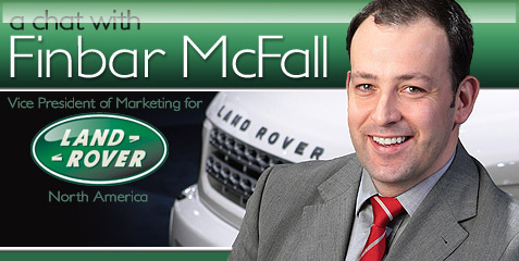 Chat with Finbar McFall.