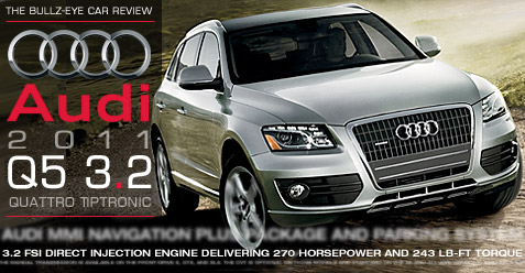 Audi Q5 review.