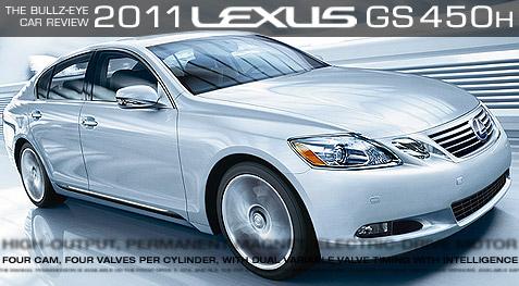 lexus gs450h 2011