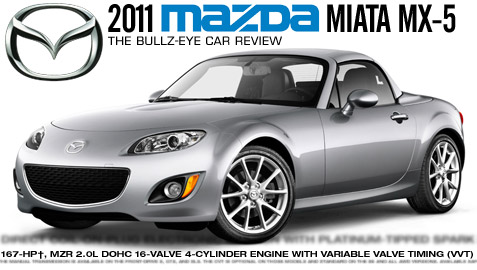Car review of the 2011 Mazda MX-5 Special Edition PRHT, 2011 Mazda ...