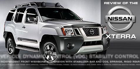 Nissan Xterra Review.
