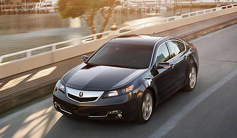 Acura 2012 on Car Review Of The 2012 Acura Tl  2012 Acura Tl Photos And Pics
