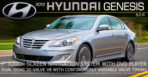 car review of the 2012 hyundai genesis 5 0 r spec 2012. Black Bedroom Furniture Sets. Home Design Ideas