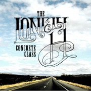 The Lonely H: Concrete Glass