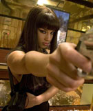 "Alicia Keys in ""Smokin' Aces"""