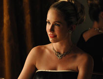 "Anna Camp in ""Mad Men"""