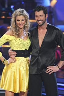 "Erin Andrews on ""Dancing with the Stars"""