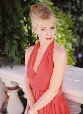 "Jennie Garth in ""Beverly Hills, 90210"""