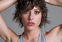 "Katherine Moennig in ""The L Word"""
