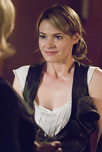 "Leisha Hailey in ""The L Word"""