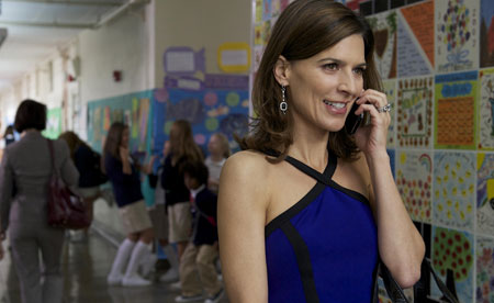 "Perrey Reeves on ""Entourage"""