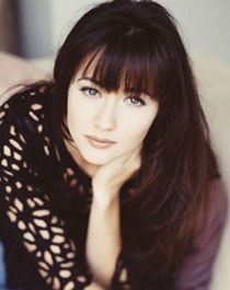 "Shannen Doherty in ""Beverly Hills, 90210"""