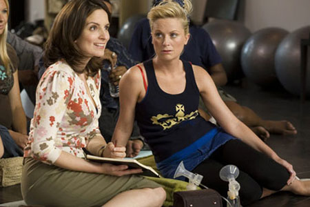 "Tina Fey in ""Baby Mama"""