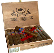 601 Serie Box-Pressed Maduro.
