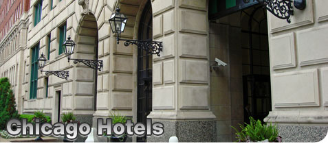 Chicago hotel guide best chicago hotels luxury chicago for Trendiest hotels in chicago