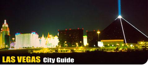 las vegas city guide