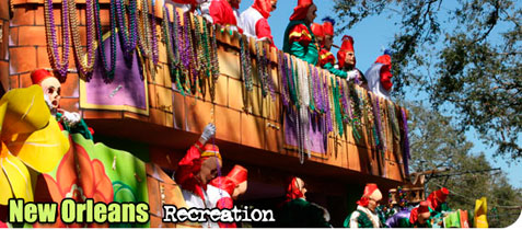 New Orleans Recreation