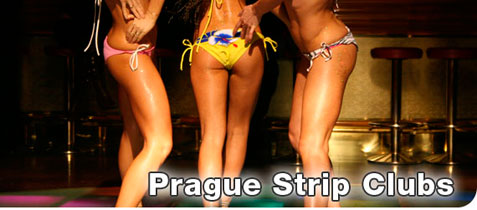 Prague Strip Clubs