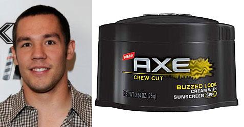 Sam Bradford AXE contest.