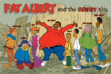 Fat Albert and the Cosby Kids Wallpaper