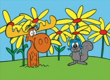 Rocky and Bullwinkle Picture