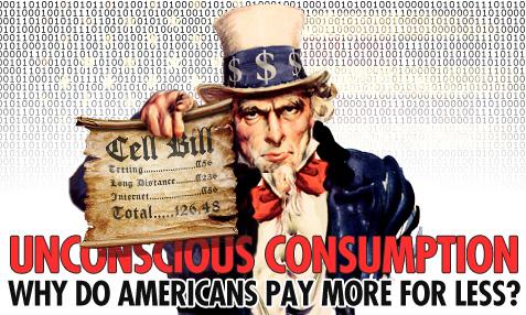 Unconscious Consumption.