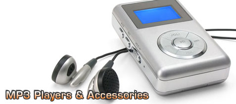 mp3 players and accessories