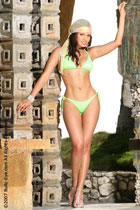 Vivianna in a bikini