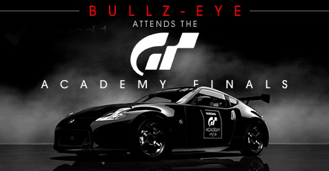 GT Academy Finals