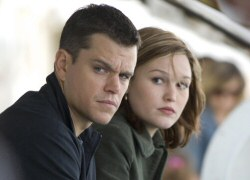 Matt Damon and Julia Styles in