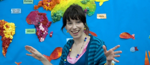Sally Hawkins was