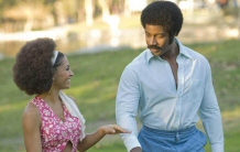 Black Dynamite shows his softer side.