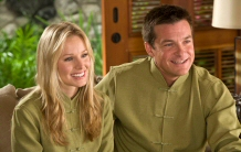 Jason Bateman and Kristen Bell in