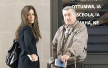 Robert De Niro and Kate Beckinsale in