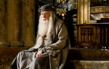 Gambon is Dumbledore!