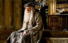 Gambon is Dumbledore!