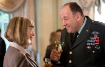 James Gandolfini and Mimi Kennedy in