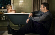 Meryl Streep and Alec Baldwin in