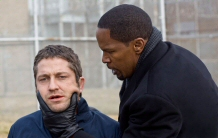 Gerard Butler and Jamey Foxx in