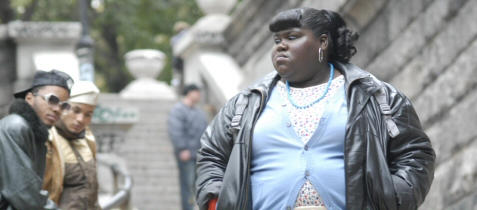Gabourey Sidibe is Precious