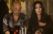 Cher and Stanley Tucci dish about awards in