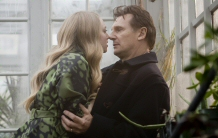 Liam Neeson and Amanda Seyfried in