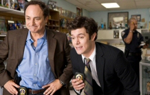 Kevin Pollak and Adam Brody in