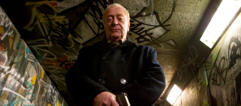Do not f*ck with Michael Caine. Trust me.