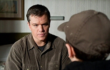Matt Damon seeks out the