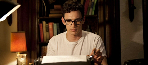 James Franco is Allen Ginsberg in