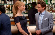 Robert Downey, Jr. and Gwyneth Paltrow relate in