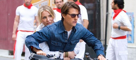 Tom Cruise and Cameron Diaz are