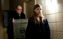 Chloe Moretz is Richard Jenkins' boss in